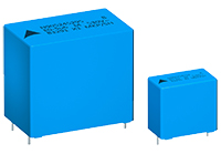 A new series of film capacitors from TDK for EMI suppression in X1 circuits is now available through TTI, Inc.