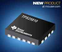 Mouser Now Stocking Texas Instruments' TPS25810 USB Type-C DFP Controller for Host Devices