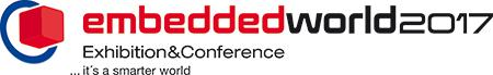 embedded-world 2017, 14.-16.3.2017, Nuremberg, DE