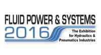 Fluid power & systems 2016, Birmingham, UK, 12-14 april 2016