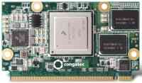 congatec presents first µQseven computer modules