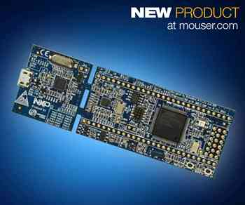 New OM13085 LPCXpresso Board from NXP Now at Mouser
