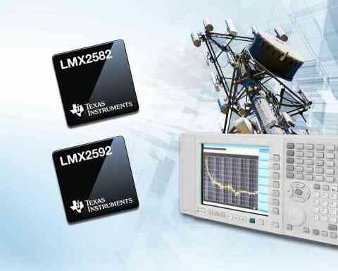 TIintroducesindustry'shighest-performancewidebandRFphase-lockedloops