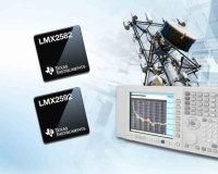 TI introduces industry's highest-performance wideband RF phase-locked loops