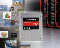 Toshiba Announces Availability of High Capacity Enterprise and Data Center SATA SSDs