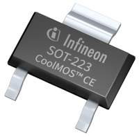 CoolMOS™ CE in SOT-223 package as cost-effective drop-in replacement for DPAK