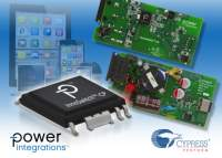 Power Integrations and Cypress Announce Reference Design for USB-PD Compliant Fast Chargers
