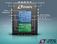 Highly Integrated Multiprotocol Transceiver Reduces Component Count in RS485/RS232 Systems