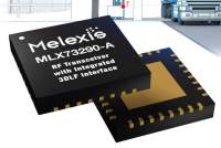 MLX73290-A 300 to 930MHz Transceiver with Integrated 3D LF receiver