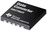 DAC7563 - Dual, 12-Bit, Low Power with 2.5-V, 4ppm/C Internal Ref, Reset to Mid-scale and 5V TTL I/O