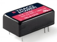 TRACO POWER range of high-performance isolated DC-DC converters now available from RS Components