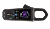 Safe, speedy non-contact troubleshooting with unique new thermal-imaging clamp meter from RS Components