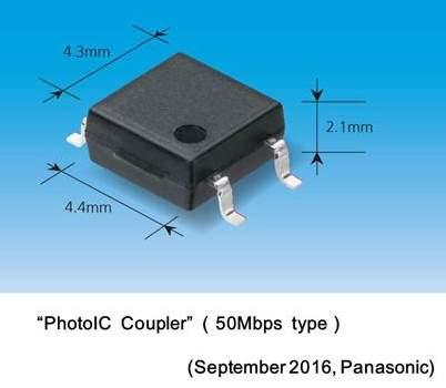 "PanasonicCommercializesNew""PhotoICCoupler"""