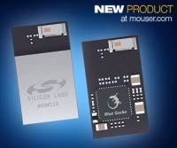 Silicon Labs' Low-Power BGM113 Blue Gecko Module, Now at Mouser, Provides Short-Range Bluetooth Capabilities