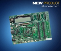 Mouser Now Shipping the Microchip Explorer 16/32 Dev Board