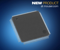 Cypress FM4 S6E2H-Series MCUs for Motor Control Now Shipping from Mouser Electronics