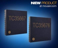 Mouser Now Stocking Toshiba's Compact, Ultra-Low-Power TC356xx Bluetooth IC Controllers