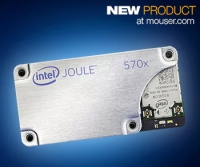 Innovative, High-Performance Intel Joule Modules Shipping Now from Mouser