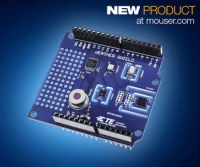Mouser Now Offering MEAS Weather Shield from TE Connectivity