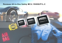 Renesas Electronics Announces Completion of Safety Microcontroller Lineup Suitable for System Platform Development to Accelerate Realization of Autonomous Driving