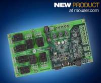 Simplify Building Automation Designs with Maxim's MAXREFDES130 Shield, Now at Mouser