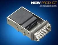 Mouser Now Stocking Molex's zCD Interconnect System Connector for Next-Generation 400 Gbps Ethernet Applications