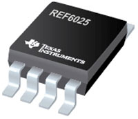 REF6025/6125 Voltage References