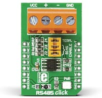 RS485 Click Board