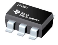 LPV801 and LPV802 Operational Amplifiers