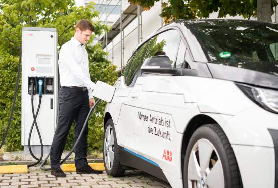 ABB drives the expansion of e-mobility fast charging infrastructure in Germany