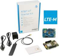Avnet Boosts IoT Starter Kit Portfolio with New 4G LTE-M Development Platform