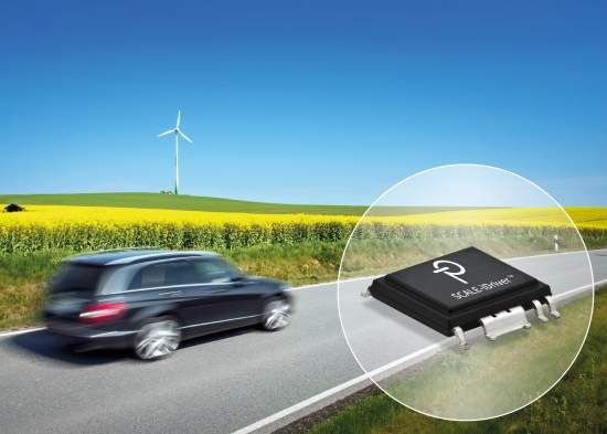 Power Integrations' SCALE-iDriver ICs Now Available with AEC-Q100 Certification for Automotive Use