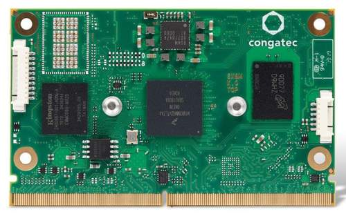 NewcongatecSMARCmodulewithNXPi.MX8MMiniprocessor