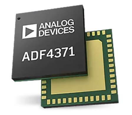 AnalogDevicesADF437xSynthesizers,NowatMouser,OfferWideFrequencyRangesforNext-GenRFandmmWaveDesigns