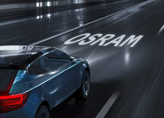 Osram enables intelligent automotive lighting in HD quality