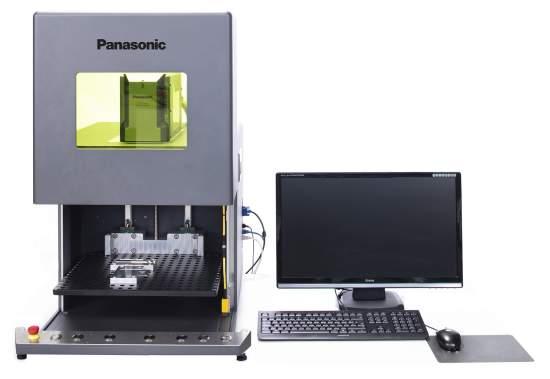 PanasonicnaMSVpředstavílaserovépopisováníisvařování