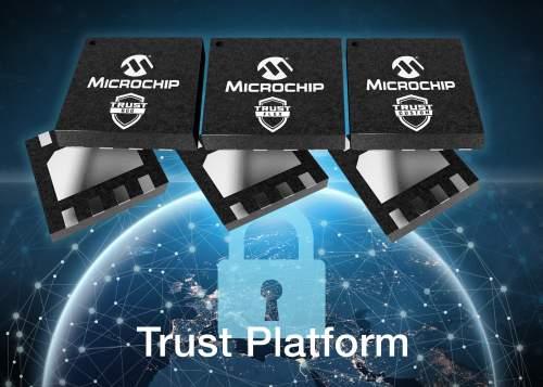 MicrochipSimplifiesHardware-BasedIoTSecuritywiththeIndustry's