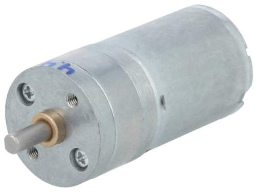 New series of High Power DC motors from POLOLU