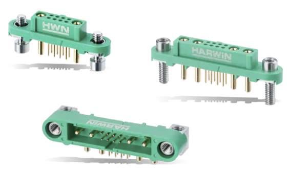 Harwin'sSmall,LightweightMixed-LayoutGecko-MTConnectors,NowatMouser