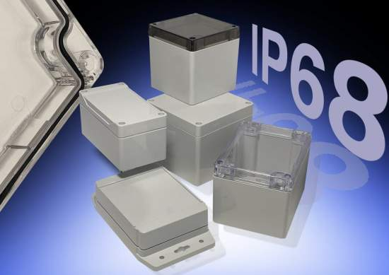 6x6 new enclosures for your devices