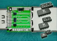 Nexperia introduces industry's fastest Common Mode Filters with Integrated ESD Protection for Super Speed USB