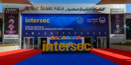 Intersec 2020, Dubai, UAE, 19.1.-21.1.2020