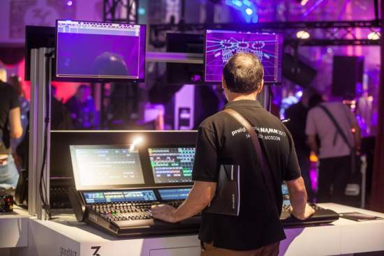 Prolight + Sound NAMM, Москва, 17.9.-19.9.2020