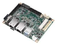 Rugged Pico-ITX MIO-2361 SBC Featuring Onboard LPDDR4 & eMMC