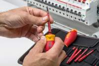 "Try ""PlusMinus"" - an ideal screwdriver for circuit breakers and terminalsvvvvv"