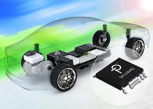 Power Integrations' SCALE-iDriver for SiC MOSFETs Achieves AEC-Q100 Automotive Qualification