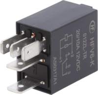 Sealed relays by Hongfa Relay