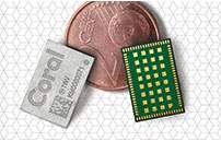 Murata and Google team to develop world's smallest AI module with Coral intelligence