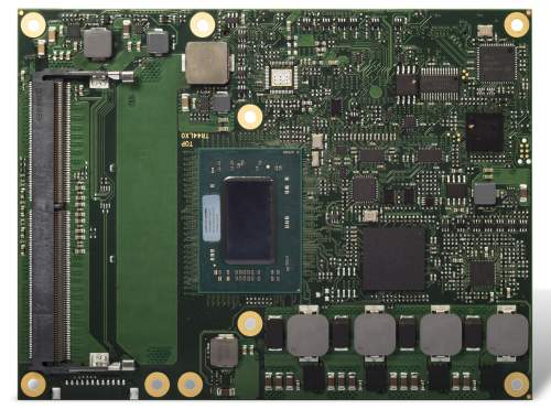AMD Ryzen™ based congatec COM Express module for the industrial temperature range
