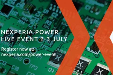 Nexperialaunches'PowerLive'July2nd&3rd2020